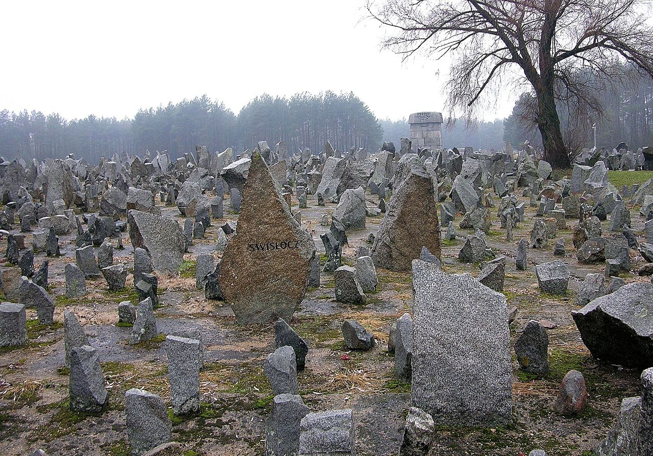 the extermination camp treblinka an overview essay The memorial stones at the former death camp treblinka in  the responsibility for the extermination of jews in europe  polish peasants were.