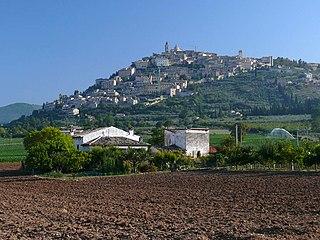 Trevi, Umbria Comune in Umbria, Italy
