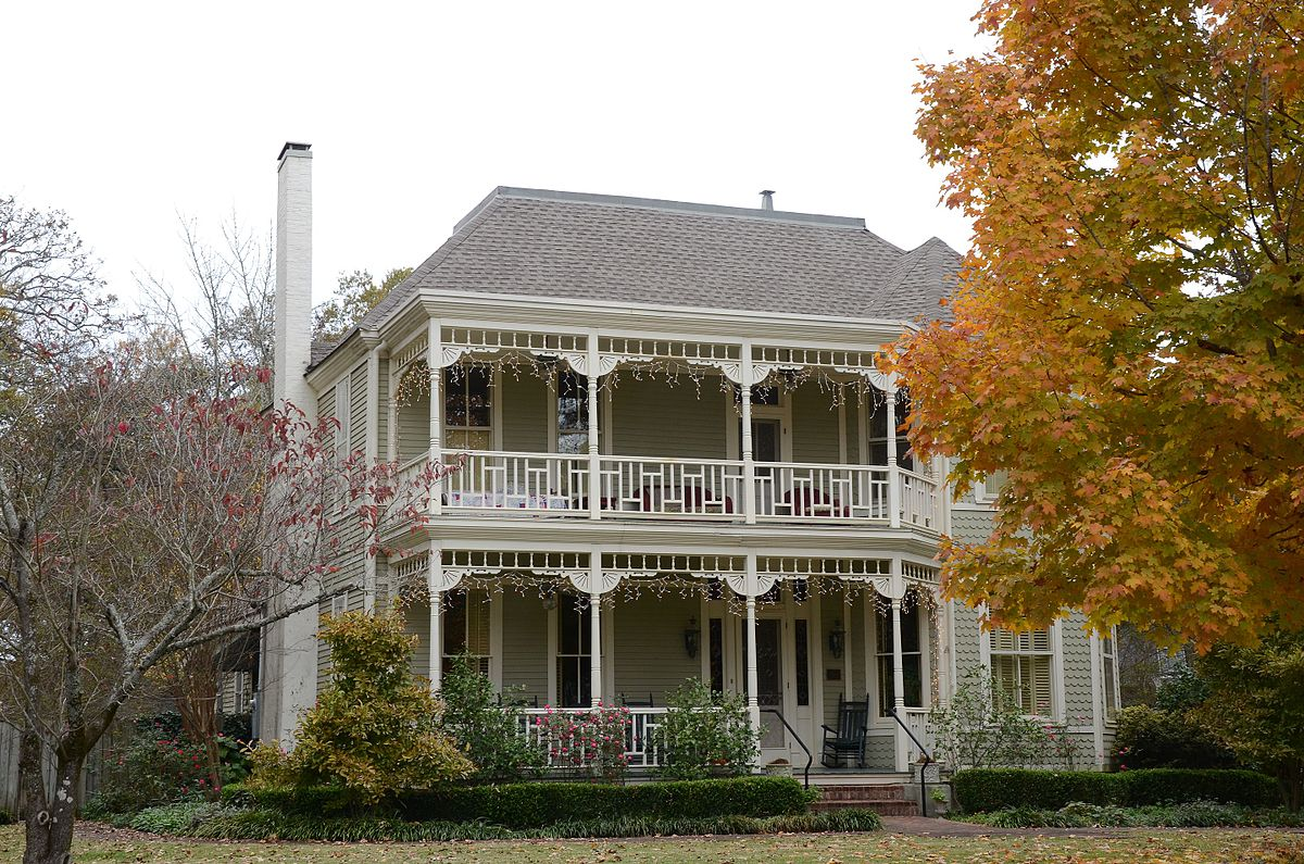 Trimble House (Lonoke, Arkansas) - Wikipedia