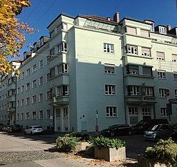 Trogerstraße in München