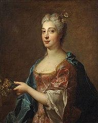 Portrait of Madame Le Prestre
