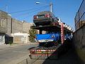 Truck Carrying Cars - Nishapur 3.JPG