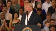 File:Trump Rallies Supporters in Florida 'Without the Filter of Fake News'.webm