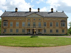Christopher de Paus - Trystorp château