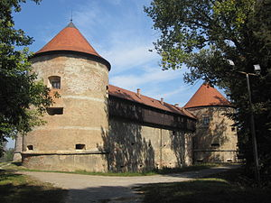 Sisak Fortress - Sisak Fortress from the south