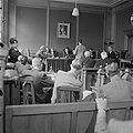 Tweede wereldoorlog, zuiveringen, rechtspraak, Bestanddeelnr 900-5586.jpg