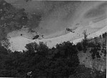 Two crashed U.S. Air Force CH-53 helicopters on Koh Tang, 1975.jpg