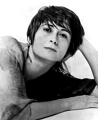 Twyla Tharp - Tharp in 1981