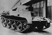 Type 98 light tank