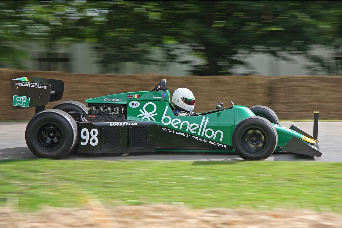 Race Car Front Clip