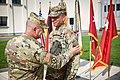 U.S. Army Europe Welcomes New Deputy Commanding General Aug. 20, 2018 (29367024517).jpg