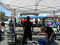 U. Dist. Street Fair 2007 sound booth 02.jpg