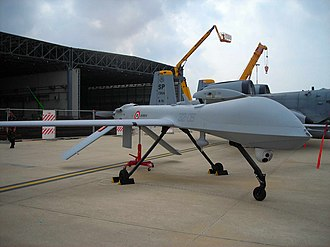 General Atomics MQ-1 Predator - RQ-1 Predator of the Italian Air Force