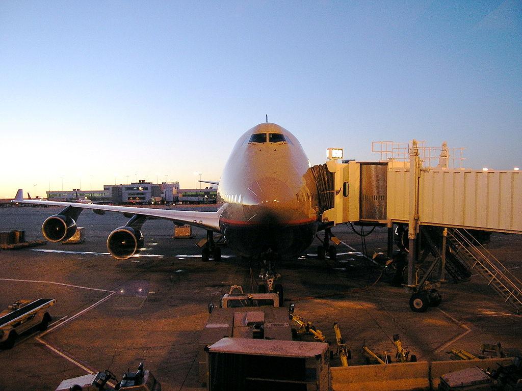 UA 747 Denver