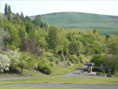 University of Idaho Arboretum in Moscow UI-arboretum-spring-moscow-id-us.png