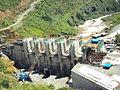 UKHP Dam during construction 1.JPG