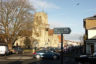 Epping, Essex Town and parish in Essex, England