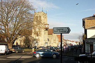 Epping, Essex - Image: UK Epping highstreet