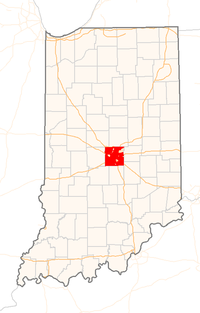 Interstates in Indiana