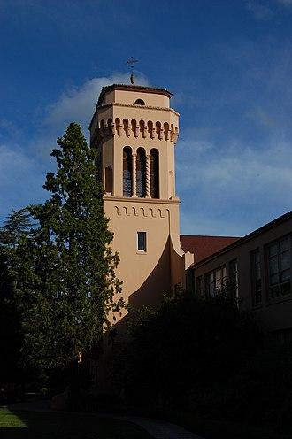 Sequoia High School (Redwood City, California) - Image: USA Redwood City Sequoia Union High School 3