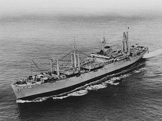 USS <i>Electra</i> (AKA-4)