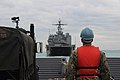USS Fort McHenry departs Durres, Albania 121031-N-TW039-003.jpg