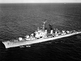 USS Mitscher (DL-2) underway 1957.jpg