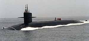 The USS Wyoming (SSBN-742)