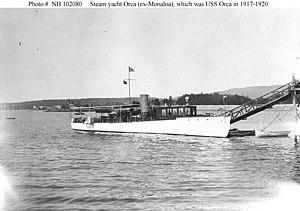 USS Orca (SP-726)
