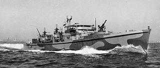 USS <i>PGM-6</i> PGM-1 class motor gunboat