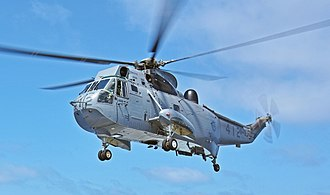 Sikorsky CH-124 Sea King - A Canadian Forces CH-124 Sea King