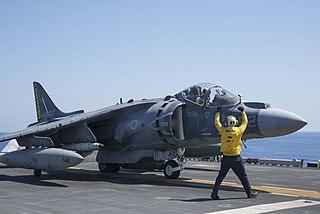 American intervention in Libya (2015–present)