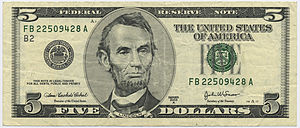 US $5 series 2003A obverse.jpg