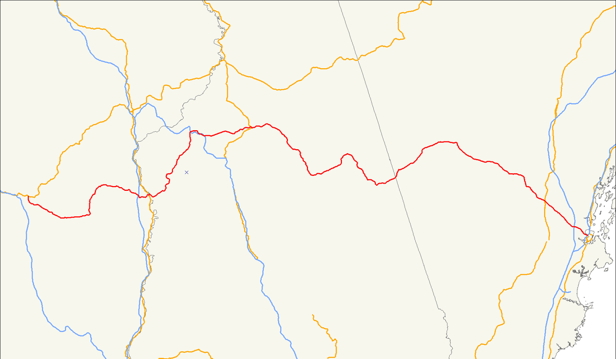US Route Wikipedia - North convey in us map