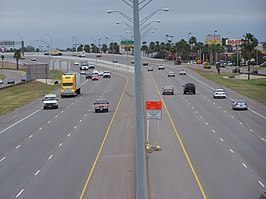 US Highway 83 in McAllen, Texas.jpg