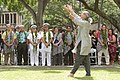 US Navy 031112-N-3228G-001 A ceremony at Iolani Palace where the Navy returned access control of the island of Kaho'olawe to the State of Hawaii.jpg