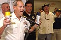 US Navy 041022-N-5862D-097 Everything is going to change except the Navy colors of blue and yellow, said, Commander, Navy Recruiting Command, Rear Adm. Jeff Fowler said, as the Navy announced it's contract renewal for the.jpg