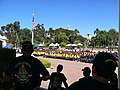 US Navy 110907-N-ZZ999-005 Chief petty officers and chief petty officer selects attend the Chief Petty Officer Pride Day events at Balboa Park.jpg