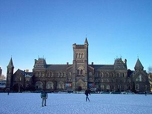 William George Storm - Image: UT University College