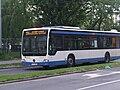Ulica Kartuska, Gdynia, autobus linii 114, kierunek Demptowo Jednostka Wojskowa - 001.JPG