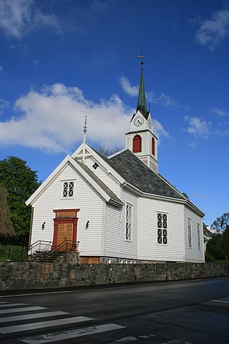 Ulstein - Ulstein Church