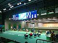 Uma das finais do tiro esportivo paraolímpico no centro de tiro de Deodoro.jpg