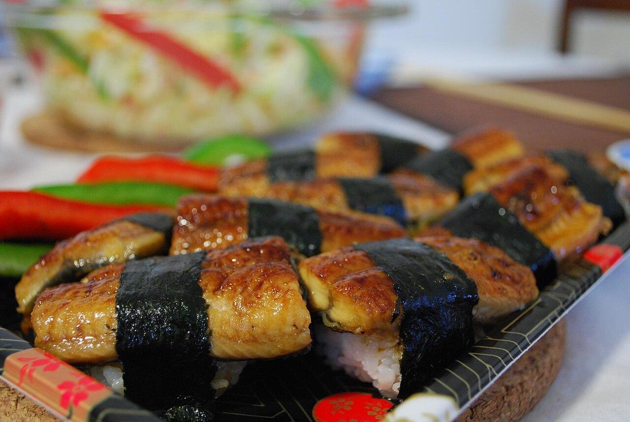 Eel as food food eel as food wikiwand malvernweather Images