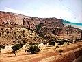 Une colline sur la route de Gao (6281375776).jpg
