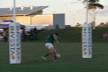 Uni v Maroochydore 24-5-2014 try on full time.JPG