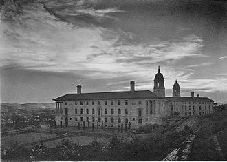 Union Buildings - Circa 1925
