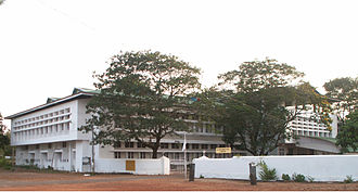 University of Calicut - Central Library at the University of Calicut