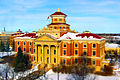 University of Manitoba, Administration Building, Tilt-Shift Effect.jpg