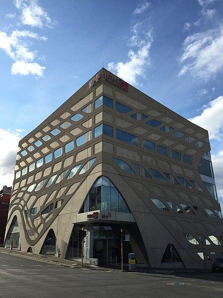 File:University of Tasmania Medical Science Precinct MS1.jpg