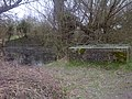 Unknown Concrete Object Near Gerry's Hole - geograph.org.uk - 2317708.jpg